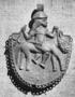 210369: Bronze Pendant plaque