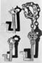 89810: bronze key
