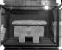 24645: tufa sarcophagus and lid