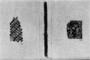 174014: wool, linen, pigment textile
