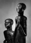 175742: Carved wood human figure