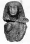 31723: diorite Statue Head of
