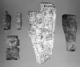 95225: Stone figurine, Hall 8 Case 11