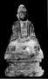 121689: Colored marble imageof Buddha