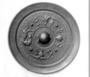 117103: Han style metal mirror