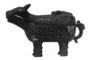 127964: Sacrificial bronze vessel in