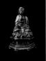 120073: gilt bronze buddha
