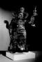 120151: gilt bronze figure of Li T'o-