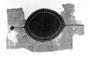 110879: fragment of hanging linen