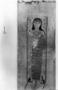 105189: Mortuary cloth textile, full