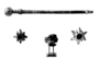 181595: bronze mace head with socket
