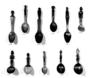 115399: Wood spoon