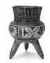 241179: Mixtec vessel vase
