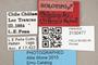 3130477 Metadonylas chilensis HT labels IN