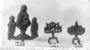 120058: bronze figures of the seven