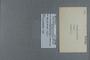 PE 81061 label
