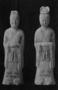 117946: mortuary clave figures of civil