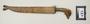 128219 fighting knife, sheath, and belt