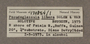 170854 Pseudoglessula libera label