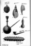 184391: crab claw, gourd snuff-box and