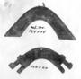 124540: Bronze symbol of god of thunder