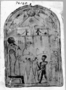 31275: Round-topped stela of an unknown