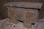 24645 tufa sarcophagus and lid