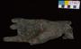 27467 bronze statue fragment