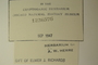Austria, A. W. C. T. Herre 126 (Accession number: 1236576)