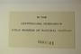 Jamaica, W. R. Maxon & E. P. Killip 841 (Accession number: 660841)