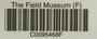 U.S.A. (Oregon), F. P. Sipe s.n. (Accession number: 1274276)