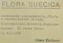 Sweden, G. Kjellmert s.n. (Accession number: none)