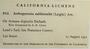 U.S.A. (California), L. Bonar 852 (Accession number: none)