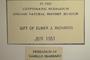 Jamaica, C. C. Plitt 197 (Accession number: none)