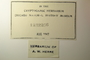 U.S.A. (Colorado), W. B. Kiener 4763 (Accession number: 1232256)