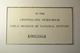 U.S.A. (Washington), E. T. Harper & S. A. Harper s.n. (Accession number: 1085951)