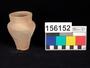 156152 ceramic jar/goblet