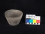 156474 stone bowl, conical