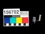 156702 semi=precious stone seal, cylinder