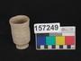 157249 ceramic goblet