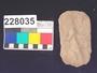 228035 ceramic plaque, other