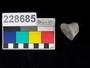 228685 ceramic, possible stamp