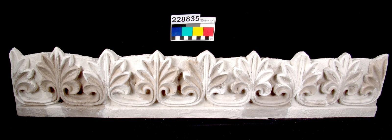Toucan tile mold plaster cement bird  travertine casting mould
