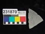 231870 stone sherd, bowl