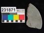 231871 stone sherd, bowl