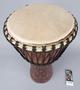 359148 wood drum