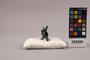 355364 ceramic zoomorphic figure