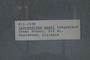PP 58006 Label