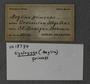 UC 18734 label