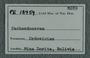 PE 18459 label
